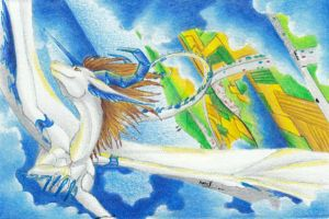 ACEO Summerdream by Windspirit-Aquaeris
