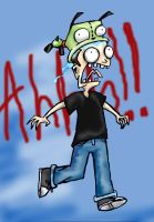 Gir_goes_crazy...Again O_O by Candys-Killer