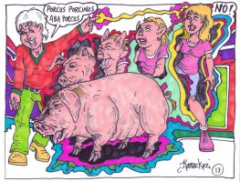 In for Pig , in for Sow by Kamackazi