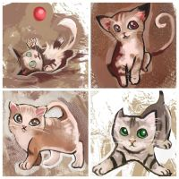More Cats by Sophie2501