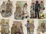 STAR WARS 80s High School Re-Design -  Gallery by DenisM79