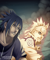 Naruto Shippuden -  Joining forces by Veckito