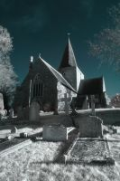 Church on the Hill by wreck-photography