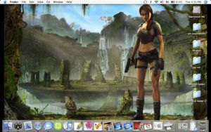 My Desktop by tombraidervcroft