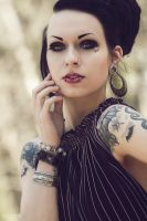 As i fall into you by AshtrayheartRomina