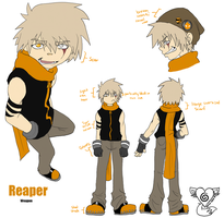 Soul Eater OC by Numbuh-9