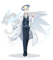 kalos colress by Quilofire