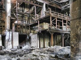 Steelworks by Ludde08
