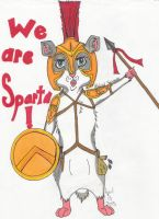 WE ARE SPARTA! by Cobalt-Flame