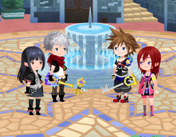 KHUX - An Unexpected Encounter by todsen19