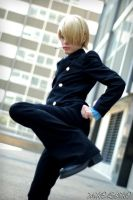 Sanji from One Piece by BOiKEM