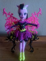 Monster High Freaky Fusion Bonita Femur by myers30534