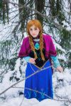Princess Anna of Arendale by Amenoo