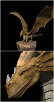 The Dragon by Meletis