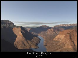 the grand canyon by pillipinoguy