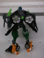 GDO SPRINGER CUSTOM ROBOT MODE VIEW #2 by forever-at-peace
