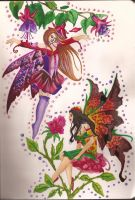 Amy Brown Fairies by AmyLou31