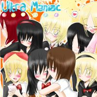 .:UME:. Everybody together by HimitsuNotebook
