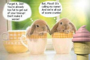Ice Cream... by kookybloo