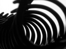 Coil I by John-Furie-Zacharias
