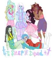 Sleep like the Dead by brinkli