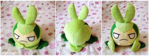 Swadloon Plush by d215lab