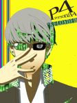 Seta in The Matrix. Persona 4 Reloaded by EvernoirAftermath