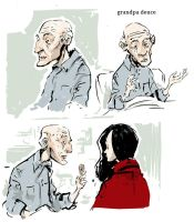 grandpa deuce sketches by sonny123