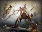 3dFoin Centaur by 3dFoin