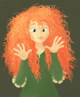 Merida by marlenakate