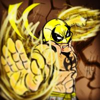 IRON FIST by Jamonred