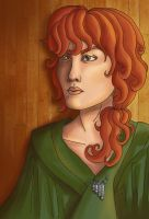 Young Kvothe - The Name of the Wind by Kopale