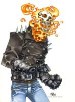 Ghostrider by Sweatybuffalo