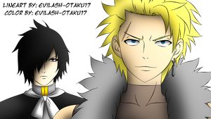 Fairy Tail - - Sting and Rogue by Evilash-Zutara-17