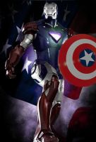 Iron Patriot by ODST-General