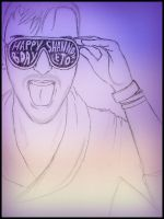 Happy Birthday Shannon Leto by darkwaylovesMCR