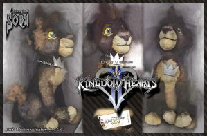 Plush Mod: Simba to Sora by Rebmakash