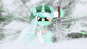 Linked Lyra - U Mad? by EmbersAtDawn