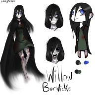Willow Barwicke Ref by lovelymeows