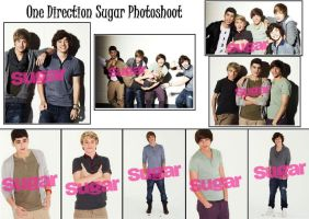 One Direction Sugar Photoshoot by hot-stuff123