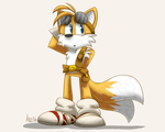 Sonic Boom: Tails by SilverSonic44