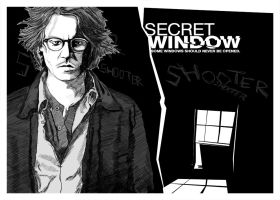 Secret Window by Movie-Fanatics