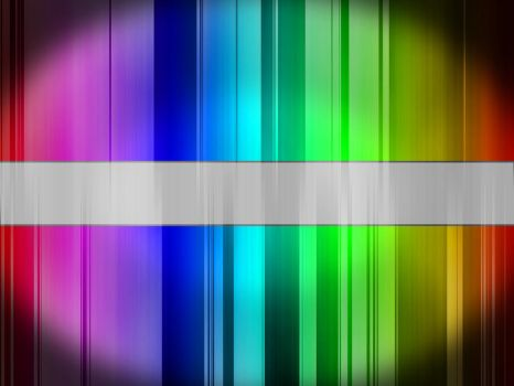 Colored Bars by Deathnerd