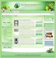 The Natural Health store by alex-tanya