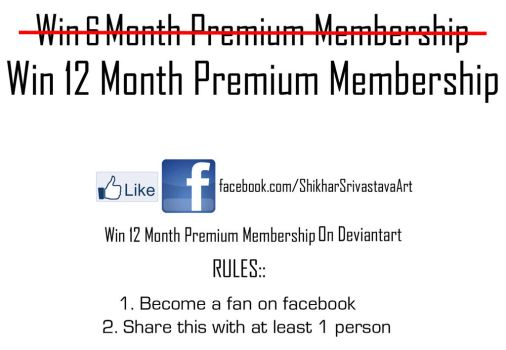 Get a Chance to win 12 month PM by ShikharsPortal-ac