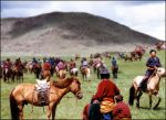Naadam Festival Mongolia by existentialdefiance