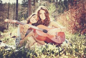 guitar duo by JR-Fotodesign