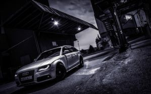 AUDI #5 by The-proffesional