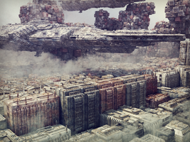 Greeble blocks by DpAndrell