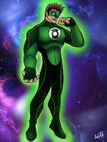 GREEN LANTERN by dj-andy